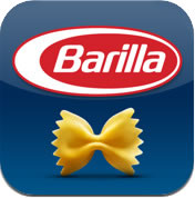 iphone app Pasta Barilla