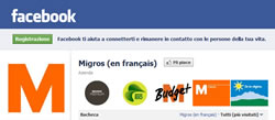 Facebook Supermercati
