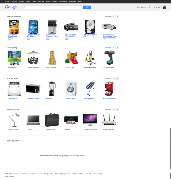 google shopping_2