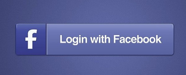 Login anonimo Facebook