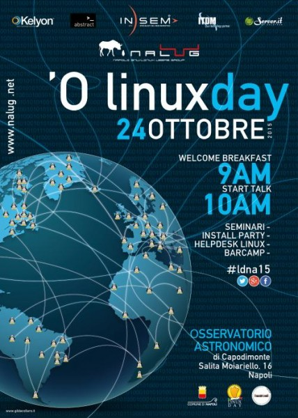 Insem spa-Linux Day 2015