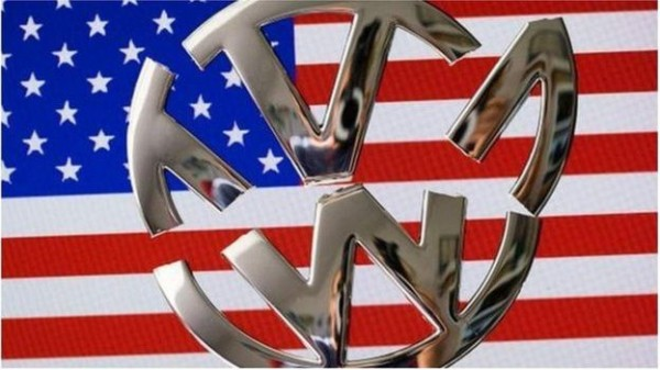 volkswagen scandal on web